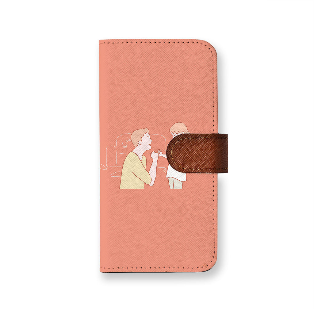 iPhone Wallet - Dad Promise Me
