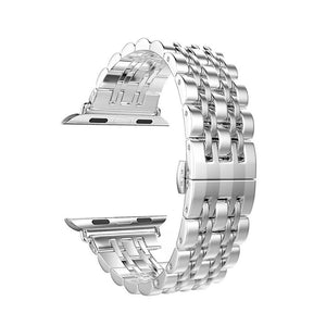Stainless Steel Band for Apple Watch - Silver