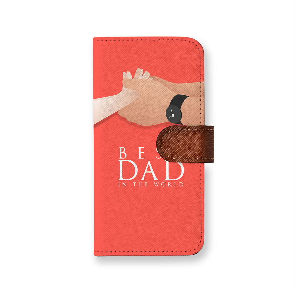 iPhone Wallet - Best Dad In The World