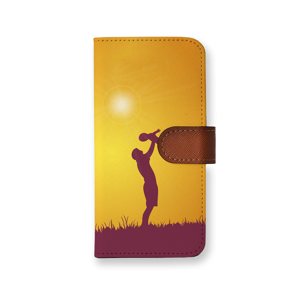 iPhone Wallet - Dad With Me