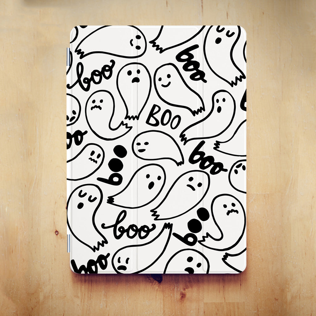iPad Case - Halloween Ghost