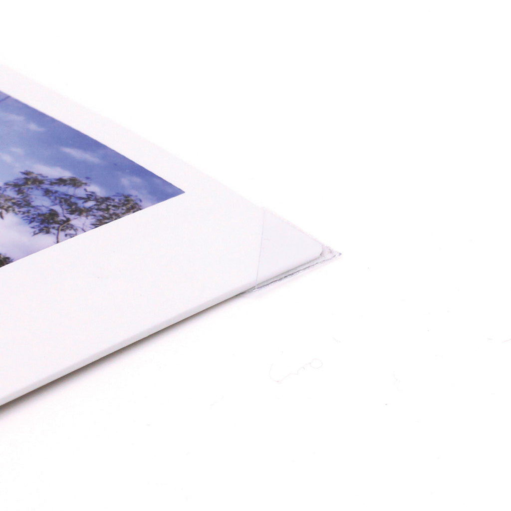 Transparent Sticky Photo Corner - 20 Sheets