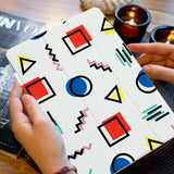 iPad Case - Graffiti Colourful