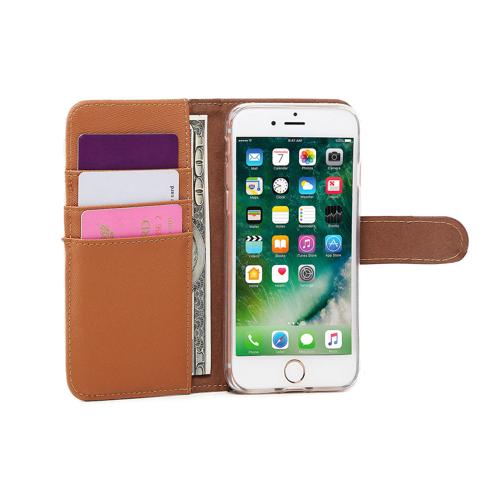 iPhone Wallet - Dad My Hero