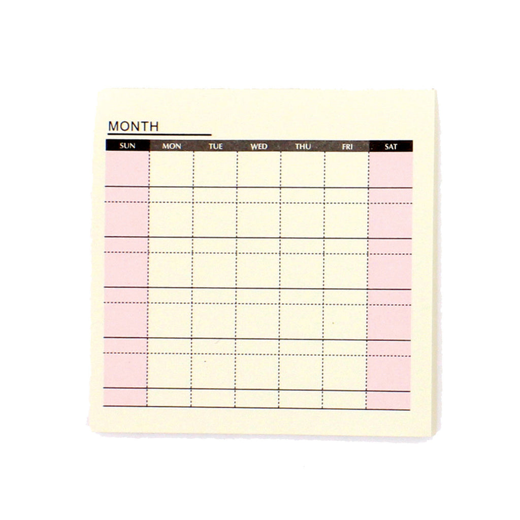 Planner Monthly Weekly and Checklist