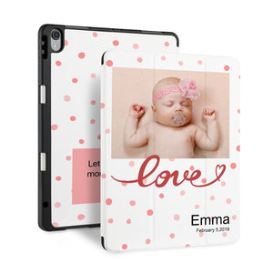 iPad Case - New Born Photo