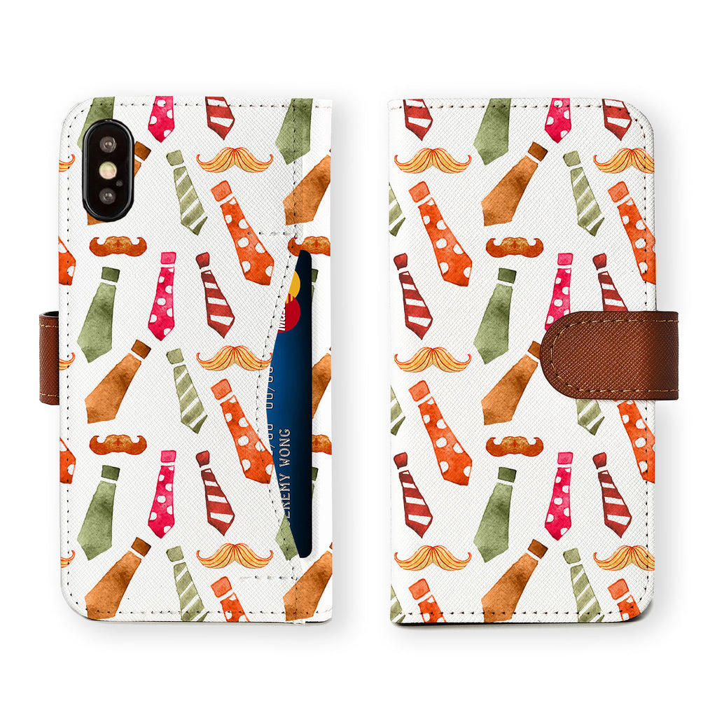 iPhone Wallet - Daddy's Tie