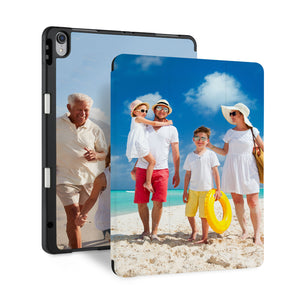 iPad Case - Two Photos
