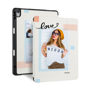 iPad Case - Love