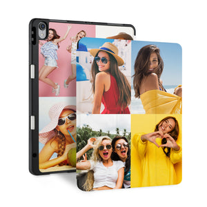 iPad Case - Eight Photos