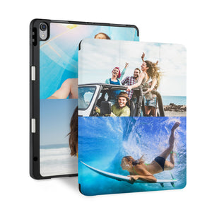 iPad Case - Four Photos