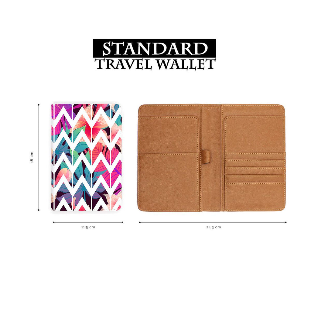 Travel Wallet - Abstract