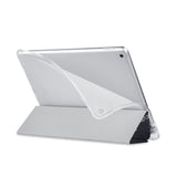 Balance iPad SeeThru Casd with Astronaut Space Design has a soft edge-to-edge liner that guards your iPad against scratches.