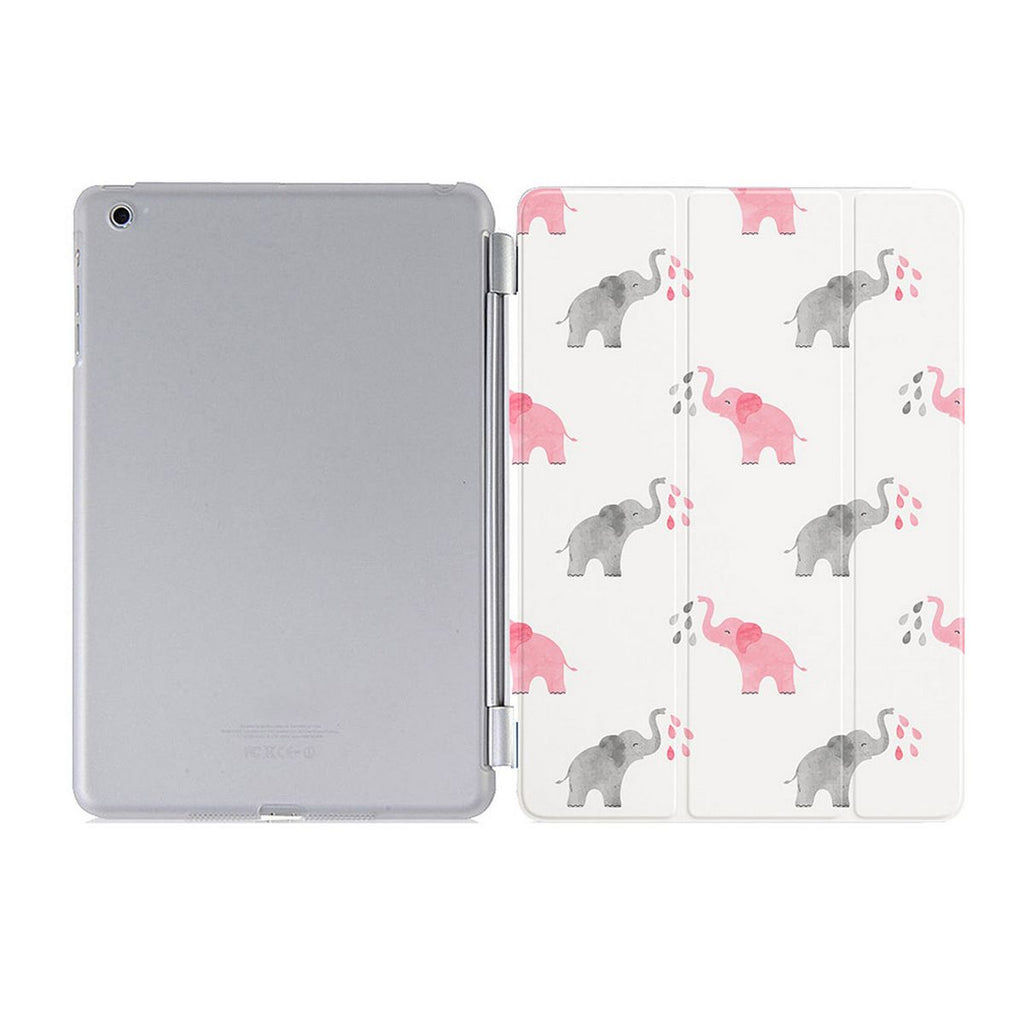 iPad Case - Cute Elephant