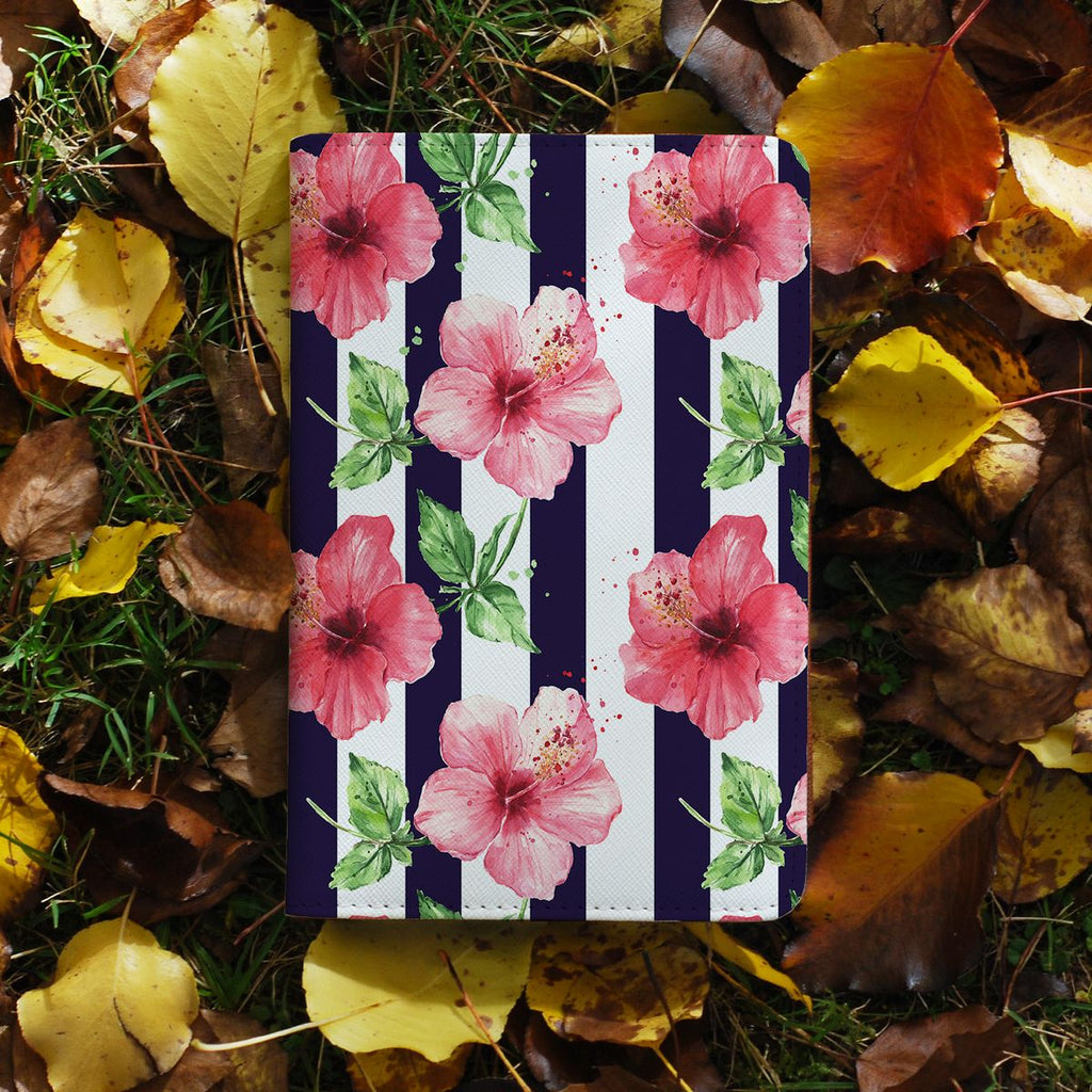 Travel Wallet - Pink Flower