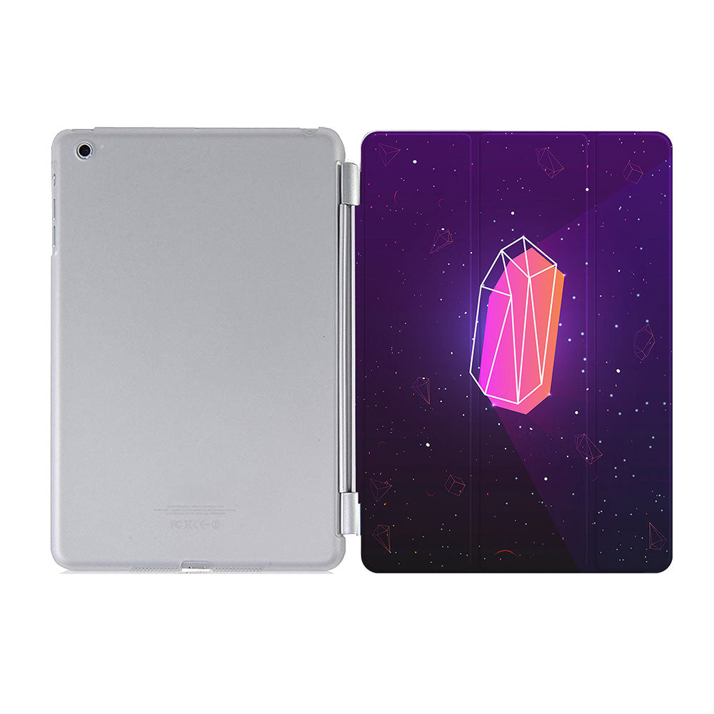 iPad Case - Space Crystal