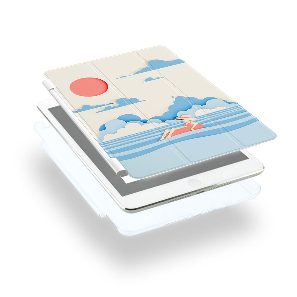 iPad Case - Summer
