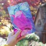 Travel Wallet - Abstract Art