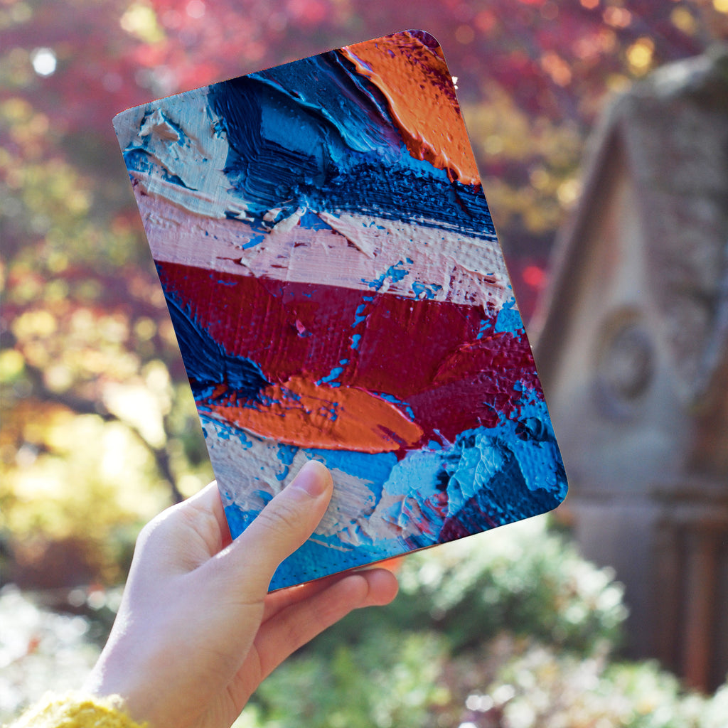 Travel Wallet - Abstract Paint