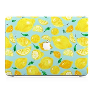 This lightweight, slim hardshell with Fruit design is easy to install and fits closely to protect against scratches