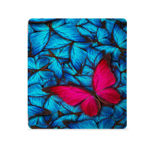 the Front View of Personalized Kindle Oasis Case with Butterfly design - swap