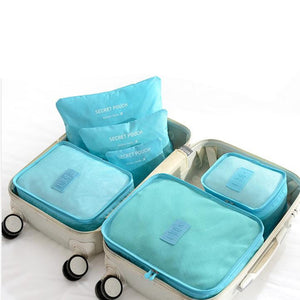 Travel Packing Cube Set