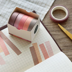 Washi Tape - Solid Color