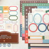 Sticker - Labeling Pack (8 Pieces)
