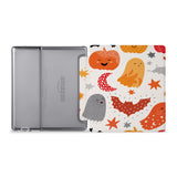 The whole view of Personalized Kindle Oasis Case with Halloween design
