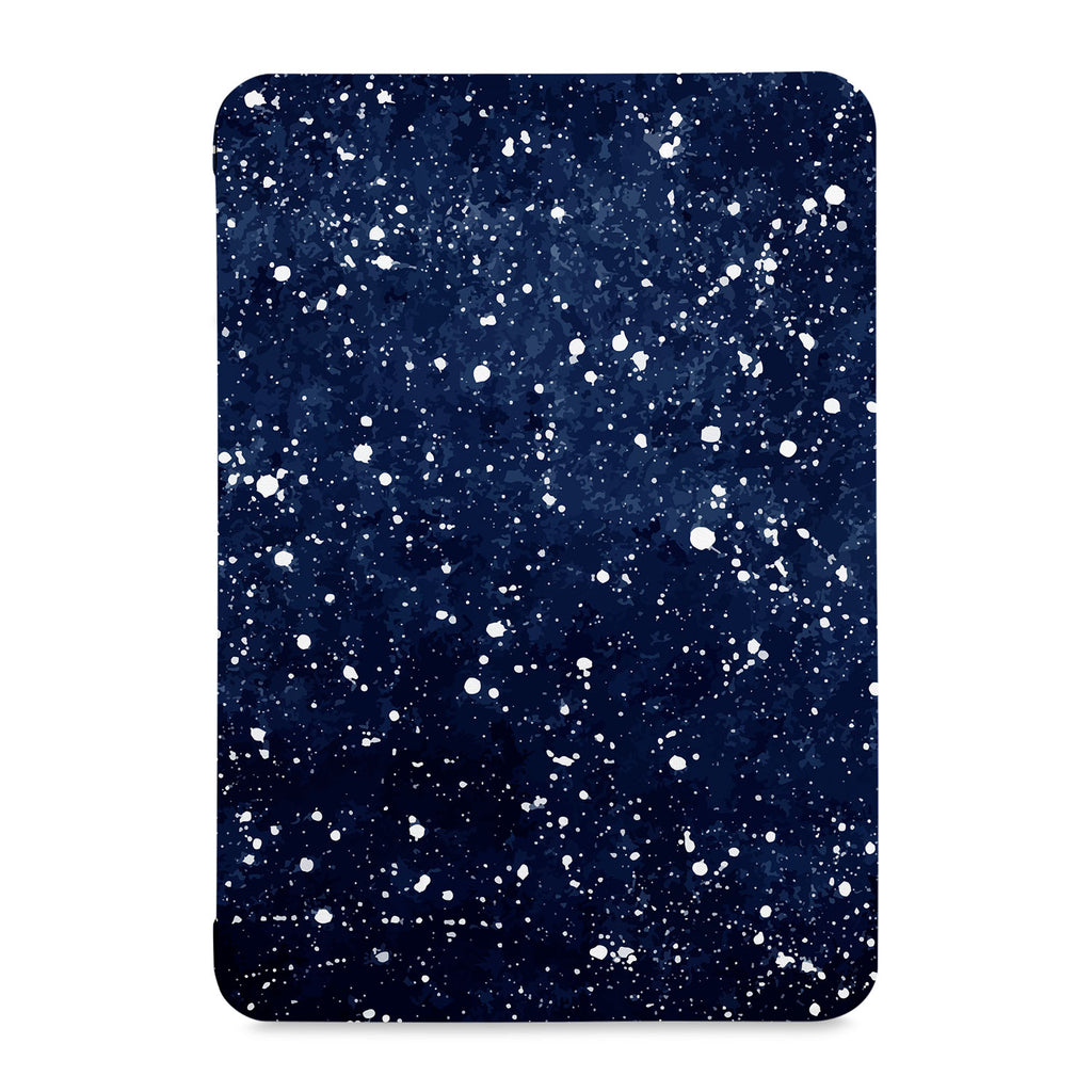 the front view of Personalized Samsung Galaxy Tab Case with Galaxy Universe design