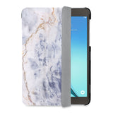 auto on off function of Personalized Samsung Galaxy Tab Case with Marble design - swap