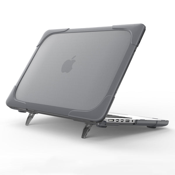 "Rugged Armor Case for MacBook Air 13"" (2008-2018) Gray"