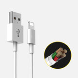 3 Pack Lightning to USB Cable (1m)