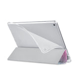 Balance iPad SeeThru Casd with Abstract Oil Painting Design has a soft edge-to-edge liner that guards your iPad against scratches.