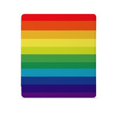 the Front View of Personalized Kindle Oasis Case with Rainbow design - swap