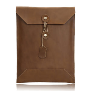 Macbook Genuine Leather Sleeve