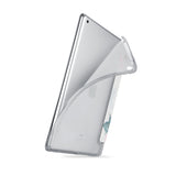 iPad SeeThru Casd with Flamingo Design