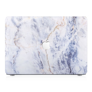This lightweight, slim hardshell with Marble design is easy to install and fits closely to protect against scratches