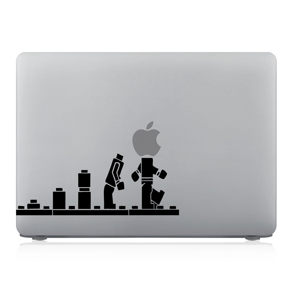 This lightweight, slim hardshell with Brick Man design is easy to install and fits closely to protect against scratches