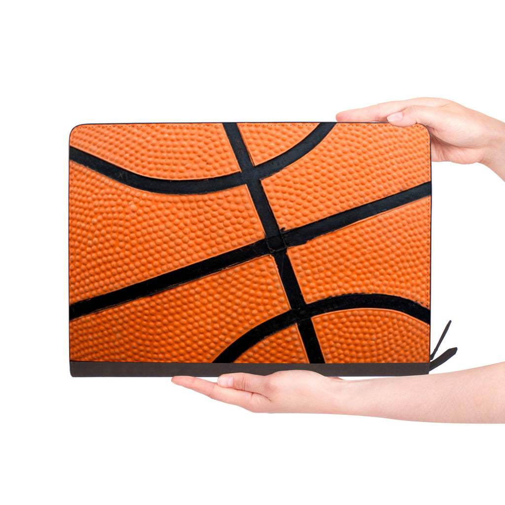 macbook air inside of personalized Macbook carry bag case with Sport design