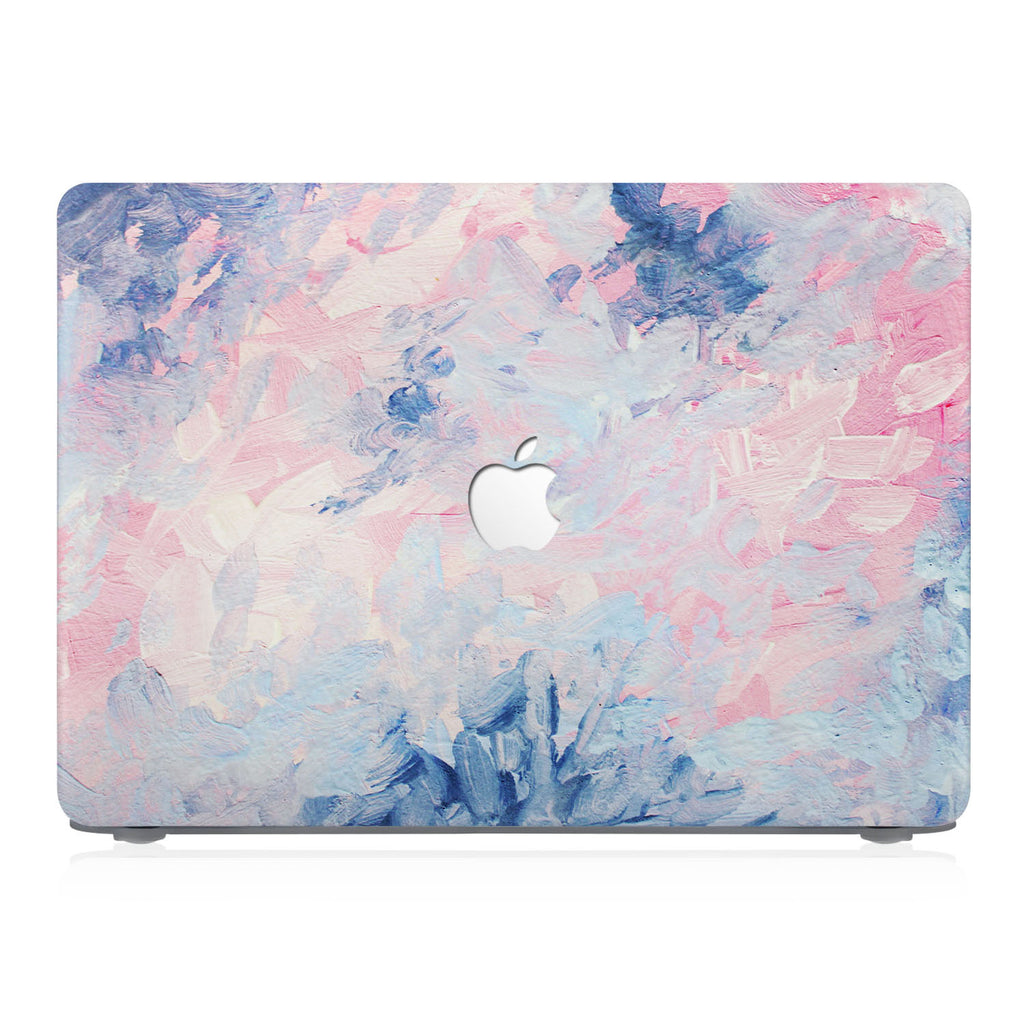 This lightweight, slim hardshell with Oil Painting Abstract design is easy to install and fits closely to protect against scratches