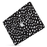 Protect your macbook  with the #1 best-selling hardshell case with Polka Dot design