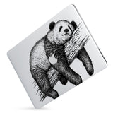 Protect your macbook  with the #1 best-selling hardshell case with Cute Animal design