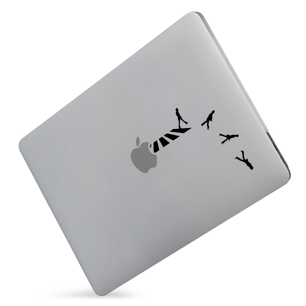 Protect your macbook  with the #1 best-selling hardshell case with Rock And Roll design