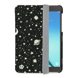 auto on off function of Personalized Samsung Galaxy Tab Case with Space design - swap