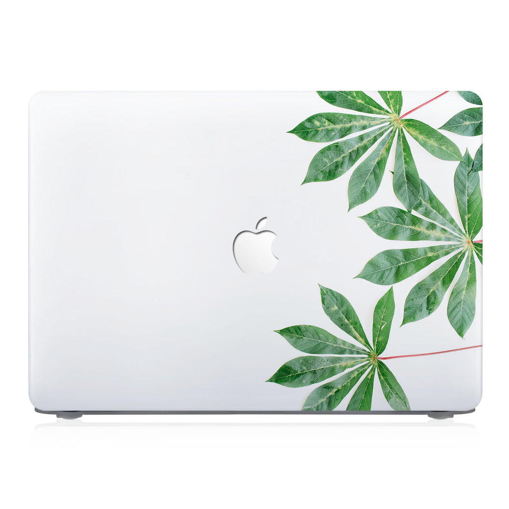 This lightweight, slim hardshell with Flat Flower design is easy to install and fits closely to protect against scratches