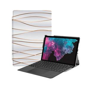 the Hero Image of Personalized Microsoft Surface Pro and Go Case with Luxury design