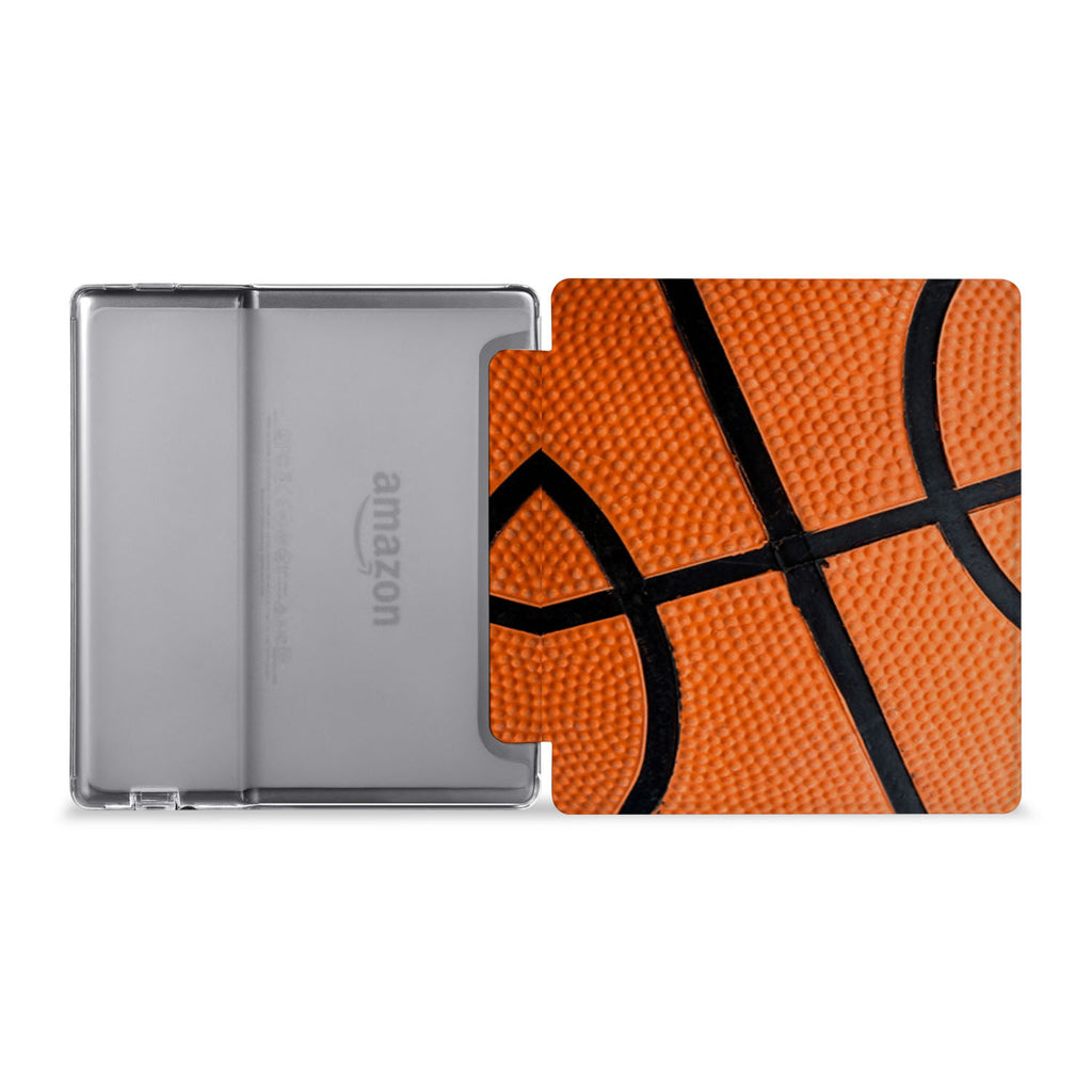 The whole view of Personalized Kindle Oasis Case with Sport design