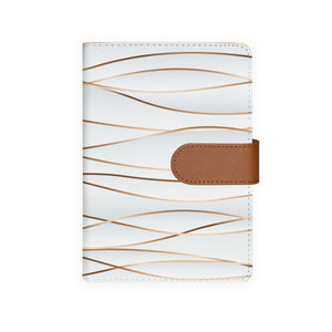 front view of personalized personal organiser with Luxury design