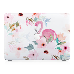 This lightweight, slim hardshell with Flamingo design is easy to install and fits closely to protect against scratches